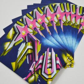 Shogun Postcards Serie