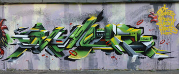 Milan 2014 | Second Wall
